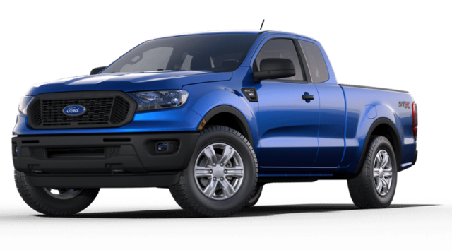 New 2019 Ford Ranger STX Truck SuperCab For Sale in Gaffney, SC